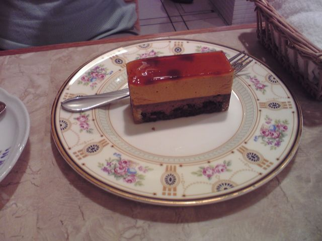 Souris, la Seineのケーキの写真(1)