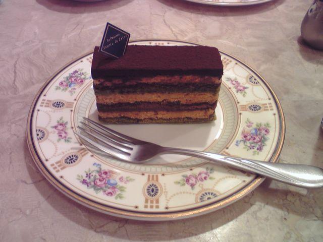 Souris, la Seineのケーキの写真(2)