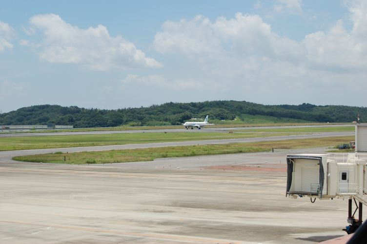 岡山空港の写真(3)