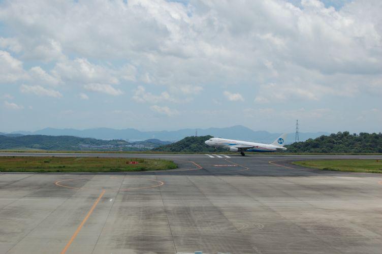 岡山空港の写真(4)