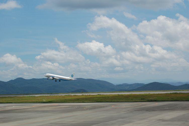 岡山空港の写真(5)