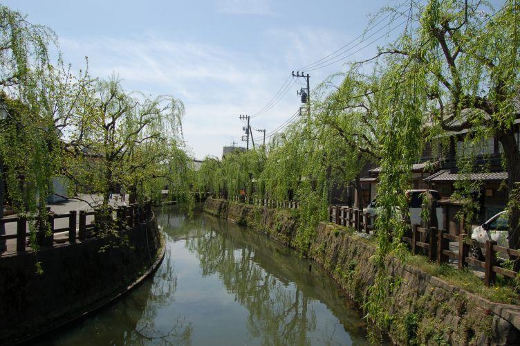 小野川の写真