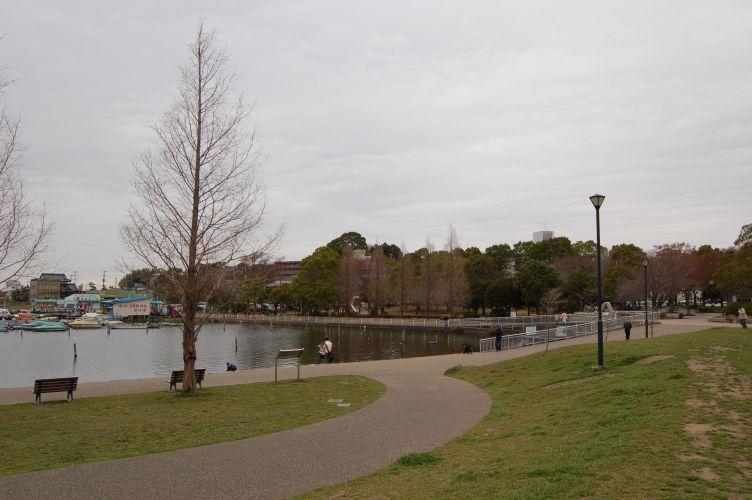 手賀沼公園の写真